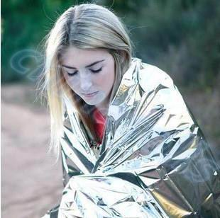 EMERGENCY Survival Foil Blanket
