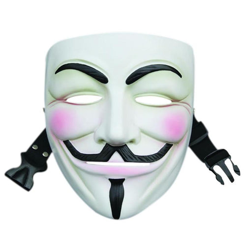 Resin V for Vendetta Mask / Anonymous