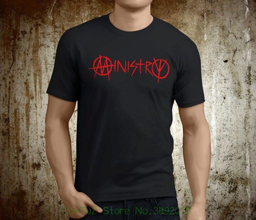Ministry Industrial Rock T