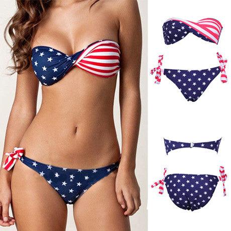 Support our Troops! Bikini
