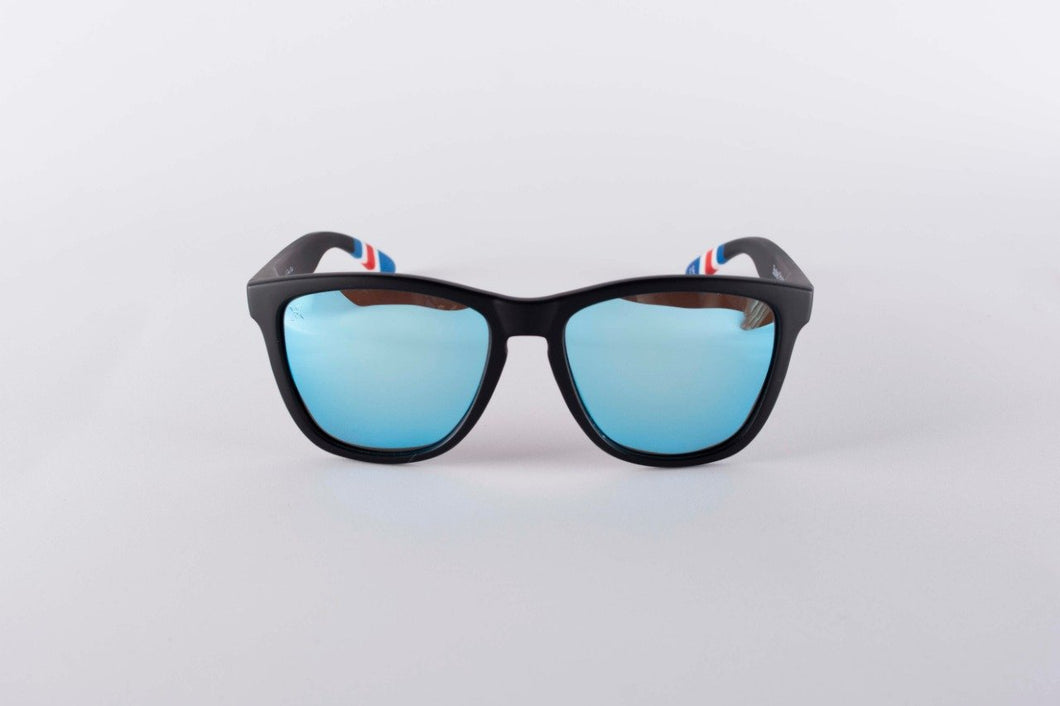 BUSKER PATRIOT / BLUE LENS