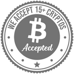 Image of We Accept Crypto