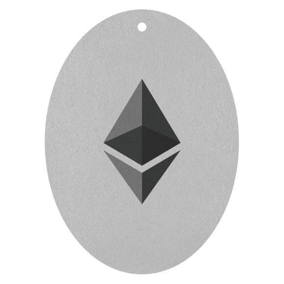 Ethereum Air Freshener 3-Pack