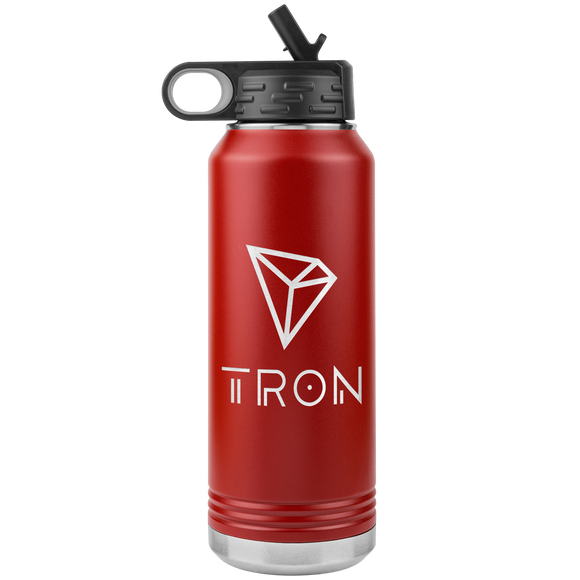 TRON Stainless Steel Water Bottle