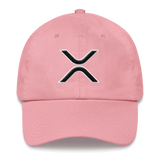 XRP Ripple 3D-Puff Embroidered Classic Cap