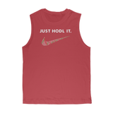 Just HODL It Classic Adult Muscle Top
