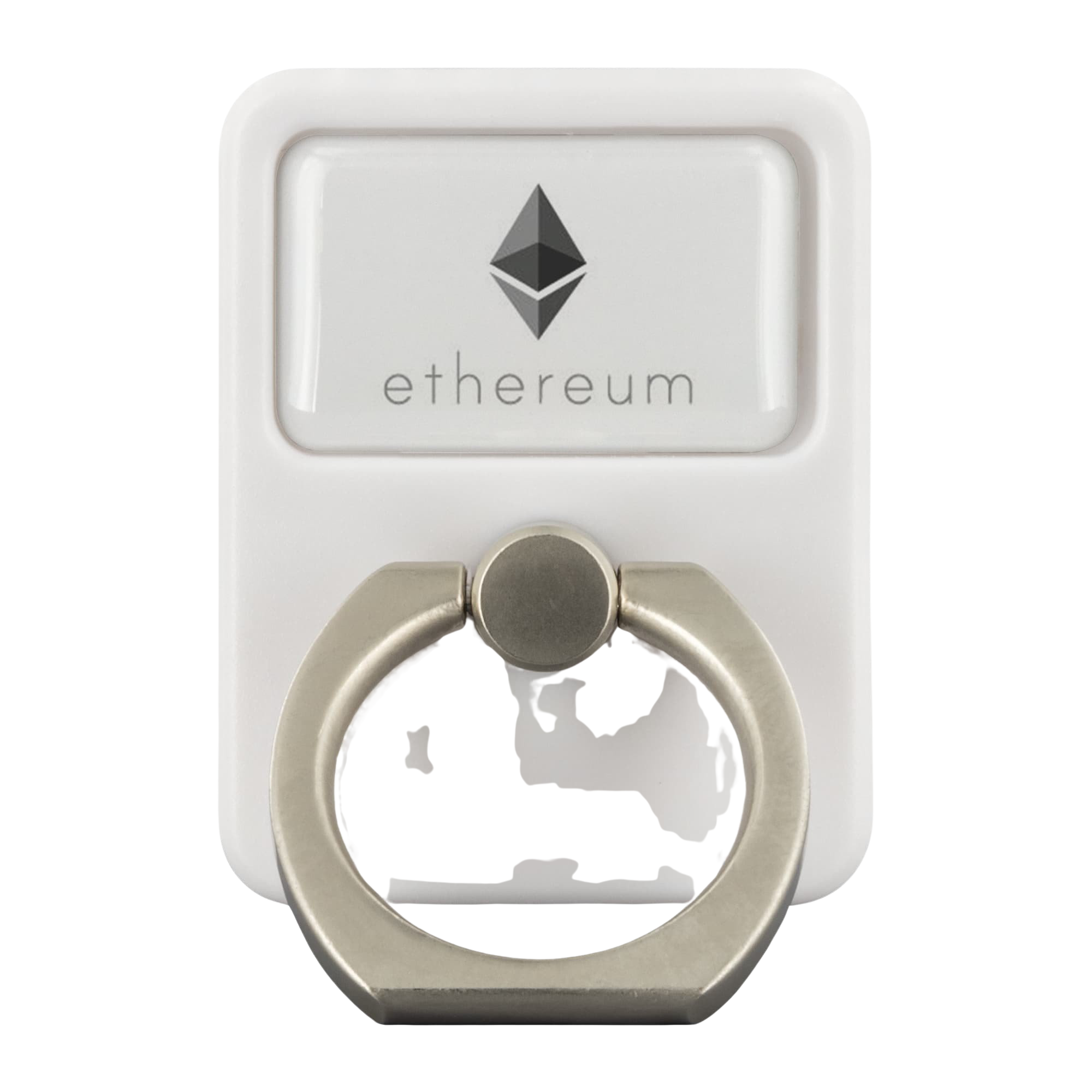 Ethereum 3-in-1 360° Cell Phone Finger Ring Holder and Stand