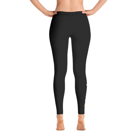 Bitcoin Leggings: IrishGirlCrypto Limited Edition