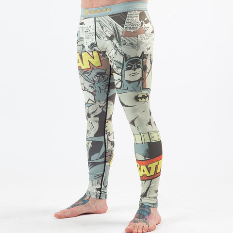 {{product.type}} - Batman Pop Art Tights - Pancho Michael {{ shop.address.country }}