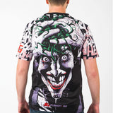 ADULTS Batman The Killing Joker Loose Fit Rash Guard - Short Sleeve