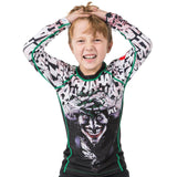 {{product.type}} - Batman Killing The Joke Kids Rash Guard - Long Sleeve - Pancho Michael {{ shop.address.country }}