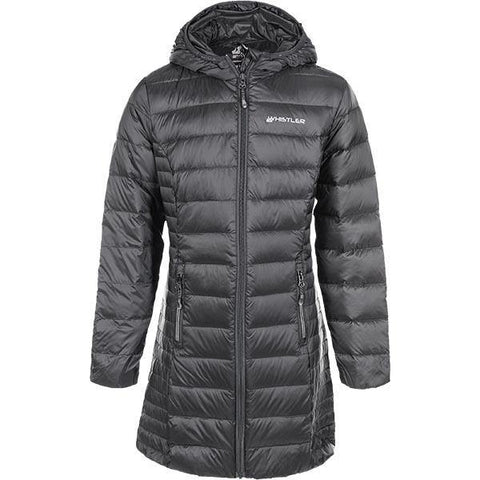 Hagen Jr. Long Down Jacket
