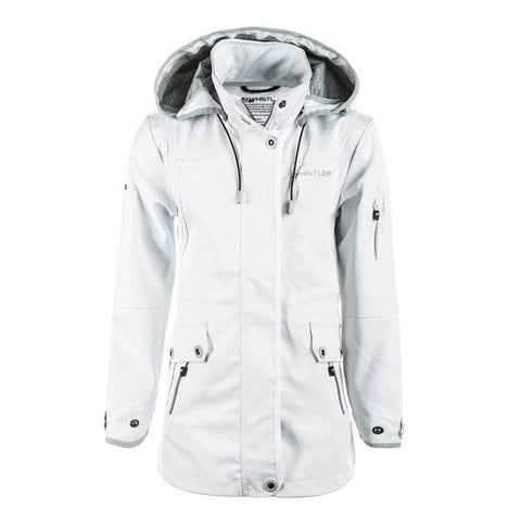 Sierra Jr. Girl Softshell W-PRO 10000