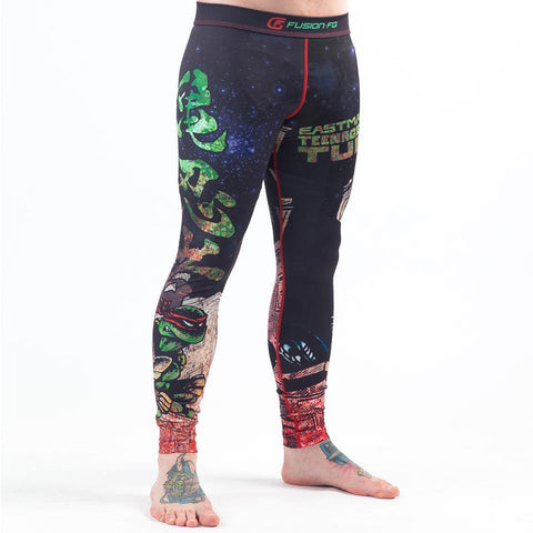 Teenage Mutant Ninja Turtles Book One Tights