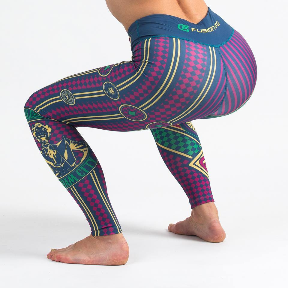 Women's The Joker Fearless Leggings