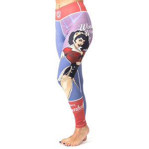 Wonder Woman Bombshell Leggings