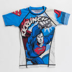 Superman KRUNCH! Rash Guard - Short Sleeve