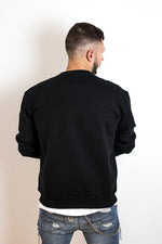 DRWS Basic Crewneck Black