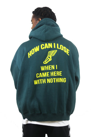 How can i lose Hoodie