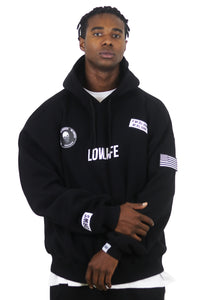 Lowlife Patch Hoodie