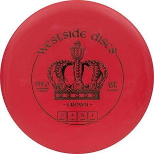Westside Discs BT Medium Crown