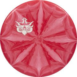 Dynamic Discs Classic Blend Burst Deputy - Small DD Owl stamp