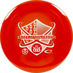 Dynamic Discs Lucid-X Escape - 2019 Matchplay stamp