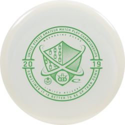 Dynamic Discs Lucid Moonshine Guard - 2019 US Amateur Matchplay Limited Release