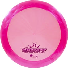 Load image into Gallery viewer, Dynamic Discs Lucid-X Chameleon Sheriff Paige Shue 2020 Team Series V3