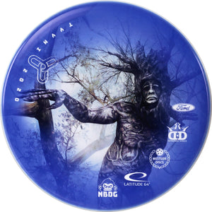 Westside Discs DecoDye Tournament Harp - Shadowbeard Tyyni fundraiser