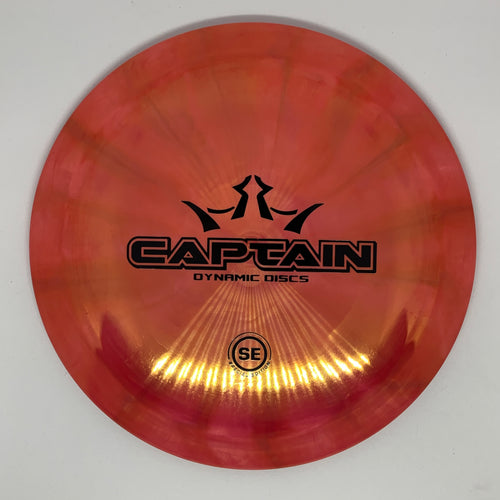 Dynamic Discs Special Edition Captain