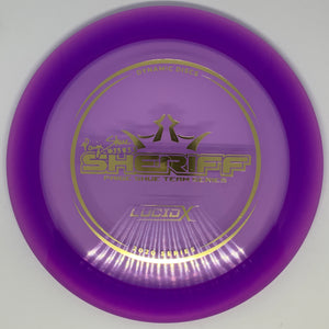 Dynamic Discs Lucid-X Sheriff - Team Series Stamp