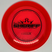 Load image into Gallery viewer, Dynamic Discs Lucid-X Sheriff - Team Series Stamp
