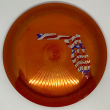 Load image into Gallery viewer, Dynamic Discs Metallic Lucid Enforcer - Tri-Fly Florida Stamp