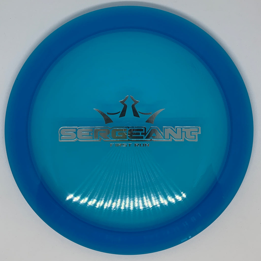 Dynamic Discs Lucid Sergeant - First Run