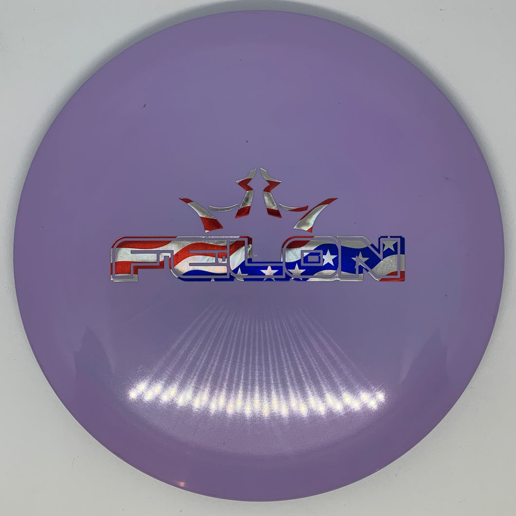 Dynamic Discs BioFuzion Felon - Bar Stamp