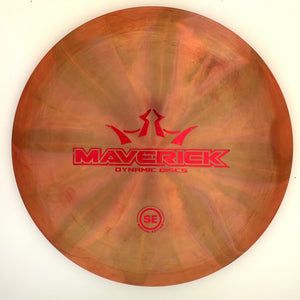 Dynamic Discs Special Edition Burst Maverick