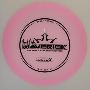 Dynamic Discs Lucid-X Maverick - 2020 Zach Melton Team Series
