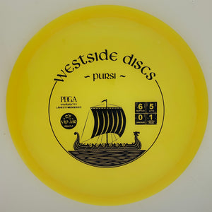 Westside VIP Air Warship (Finnish Stamp Pursi)
