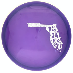 Westside VIP Warship - Tri-Fly Florida stamp
