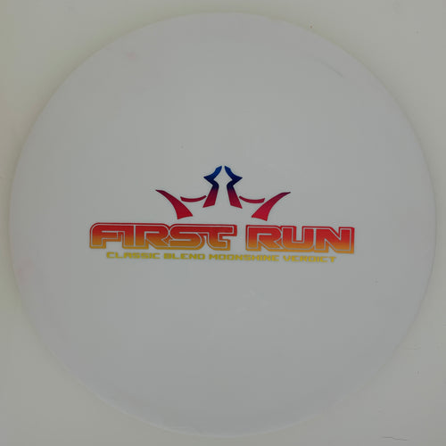Dynamic Discs Classic Blend Moonshine Verdict - First Run