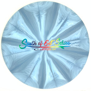 Westside Discs Tournament Burst Harp - South of 64 Series stamp