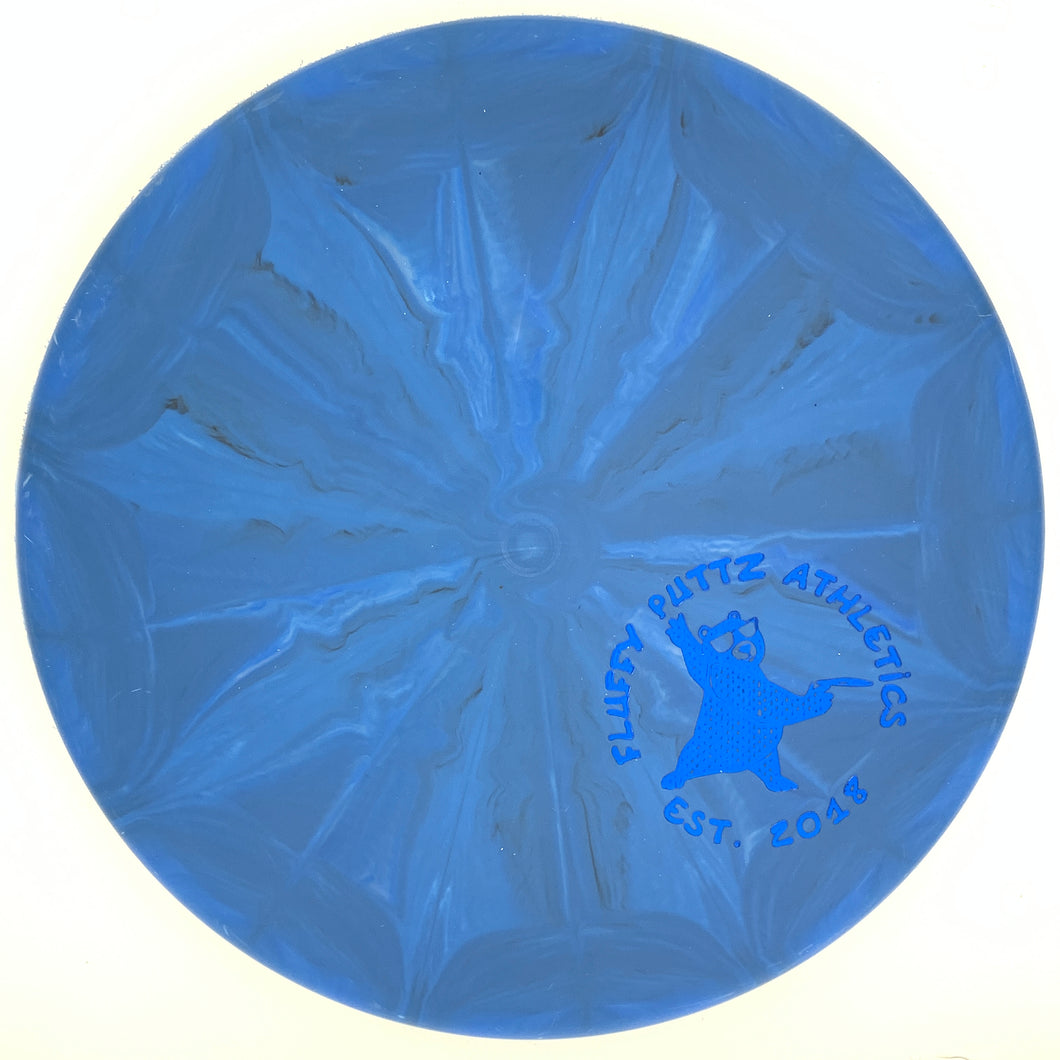 Westside Discs BT Medium Burst Harp - Small Fluffy Putz stamp