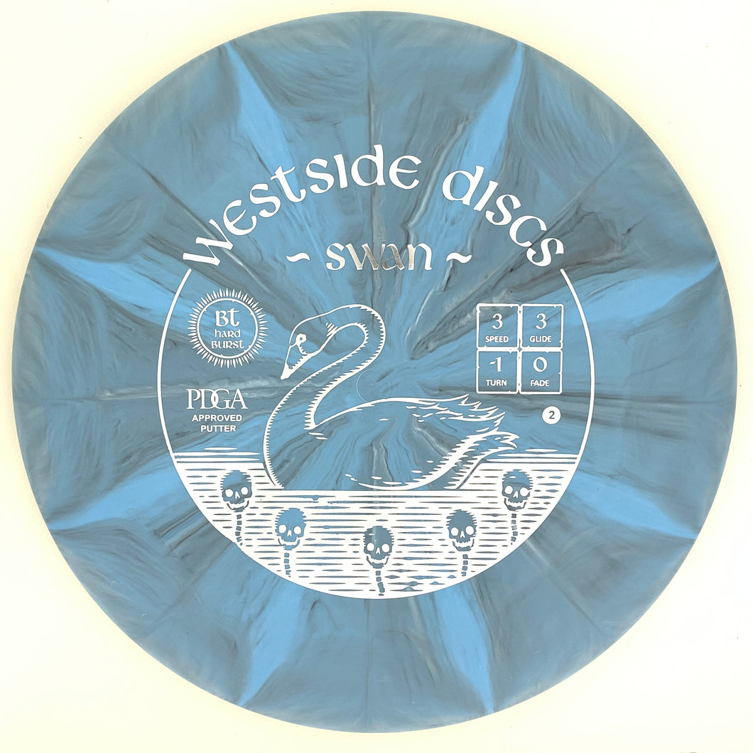 Westside Discs BT Hard Burst Swan 2