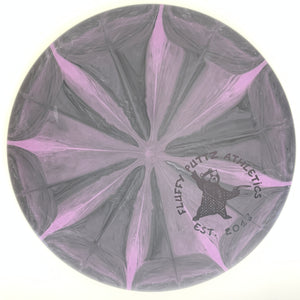 Westside Discs BT Hard Burst Shield - Small Fluffy Putz stamp