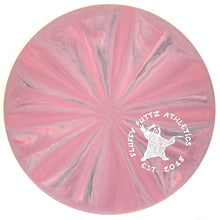 Load image into Gallery viewer, Westside Discs Origio Burst Maiden - Small Fluffy Putz stamp