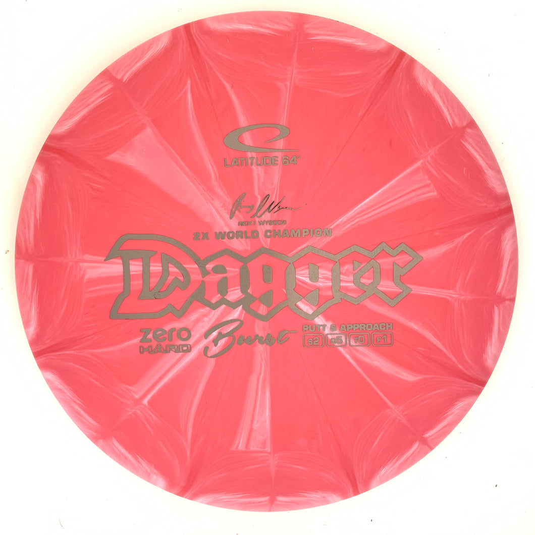 Latitude 64 Hard Burst Dagger