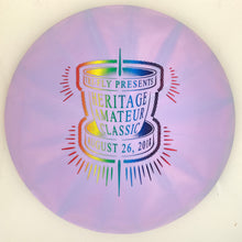 Load image into Gallery viewer, Dynamic Discs Fuzion Burst Deputy - 2018 Heritage Amateur Classic stamp