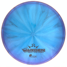 Load image into Gallery viewer, Dynamic Discs Lucid-X Chameleon Warden - Small AJ Risley 2020 Team Series V.3 stamp