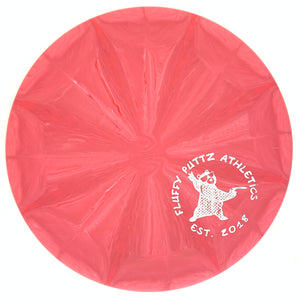 Dynamic Discs Classic Burst Warden - Small Fluffy Putz stamp